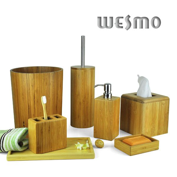 Bambus bad set WBB0312A - WESMO