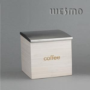 Bamboo Storage Container WESMO